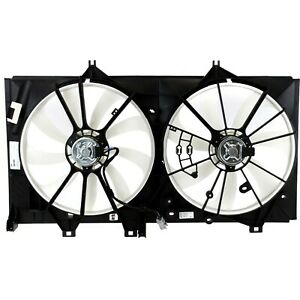 Radiator Cooling Fan For 2012 2014 Toyota Camry