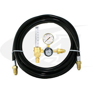 Victor Style Premium Flowmeter regulator With Gas Hose