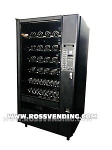 Ap 113 Refurbished 5 Wide Snack Vending Machine