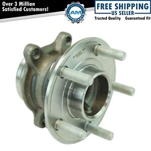 Wheel Bearing Hub Assembly Driver Or Passenger Side Rear For Ford Focus