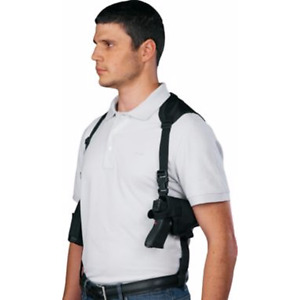 Bulldog Tactical Shoulder Holster For Ruger P 85 p 89 p90