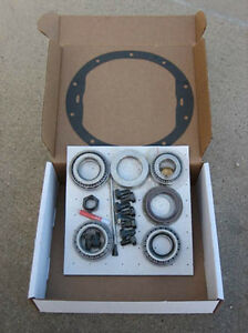 Gm 8 2 Chevy 10 bolt Master Bearing Installation Kit New Camaro Rearend