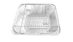Combo Pack 1 2 Size Steam Table Extra Deep 50 Pans 50 Lids 4288l