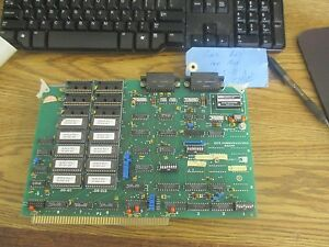 Thermco Model 140590 003 Secs Communication Card Rev A