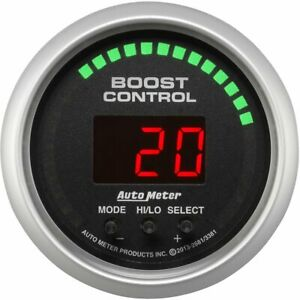 Autometer Boost Controller Gauge New 3381