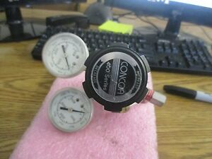 Concoa High Purity Corrosive Gas Regulator Model 432 3311 1i