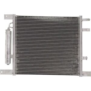 Ac Condenser A c Air Conditioning W Receiver Drier Direct Fit For Nissan Versa