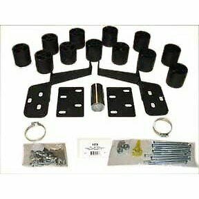 Performance Accessories Body Lift Kit New Chevy Suburban Chevrolet Pa123