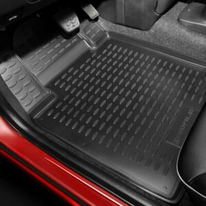 Westin Floor Mats Front New Black For Toyota Tacoma 2012 2018 74 41 21041