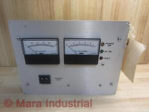 Universal Voltronics Brc 130 1 b2 1 Power Supply