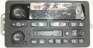Chevy Oldsmobile Cd Cassette Xm Ready Radio Oem Factory Gm Delco Stereo New