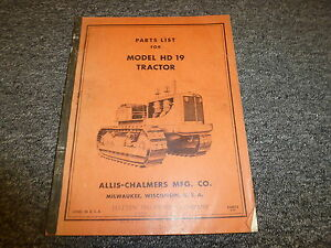 Allis Chalmers Dozer In Stock | JM Builder Supply and