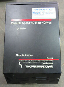 014015b 611 Variable Speed Ac Motor Drive 15 Hp