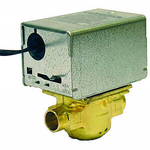 Honeywell 24v Zone Valve 1 2 Sweat 2 pos N o V8043b1019