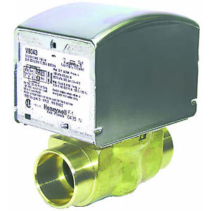 Honeywell 24v Zone Valve 1 Sweat 2 pos N c 8cv Full V8043e5079