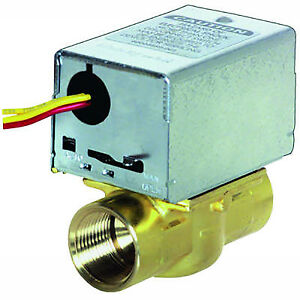 Honeywell 24v Zone Valve 1 Sweat 2 pos N c 8cv Full V8043e1079