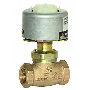 Honeywell Pneumatic Radiator Valve 3 4 Straight N o With Vp531c1042