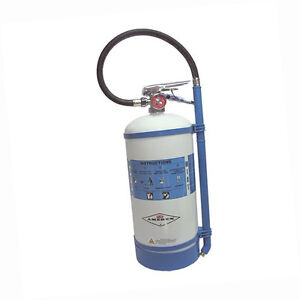270nmax Amerexxae 1 75 Gal Non magnetic Water Mist Extinguisher W Brass Valve