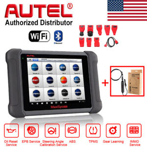 Autel Maxisys Ms906 Automotive Diagnostic Scanner Scan Tool Code Reader Oe level