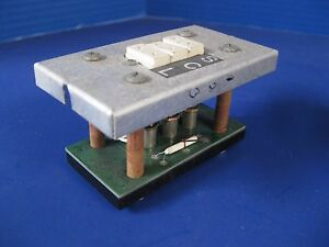 Thermco Tmx Profile Junction Box With 117840 001 Pcb Type B Thermocouple Used