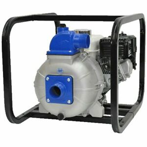 Ipt Pumps 3s5xhr 290 Gpm 3 Trash Pump W Honda Gx160 Engine