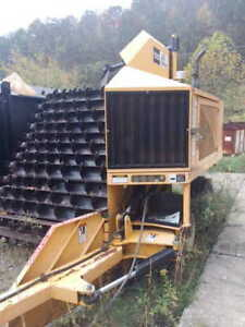 Scat 481 Compost Turner