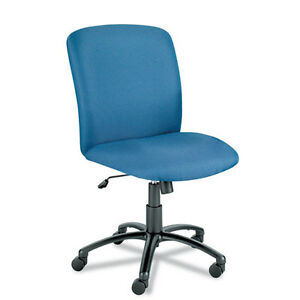 Safeco Chair High back Executive Chair Big Tall Blue Ea Saf3490bu