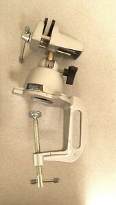 Panavise Standard Panavise 301 With Bench Clamp Base Mount 311
