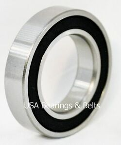 qty 10 61906 Rs Bearing 30x47x9 6906 2rs Abec 3 Compatible 4p96