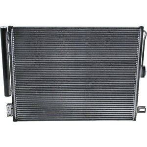Ac Condenser For 2011 2018 Jeep Grand Cherokee With Integrated Oil Cooler