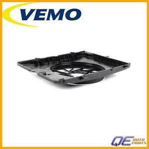 Mercedes Benz E320 Vemo Fan Shroud Electric Fan Between Radiator And Engine