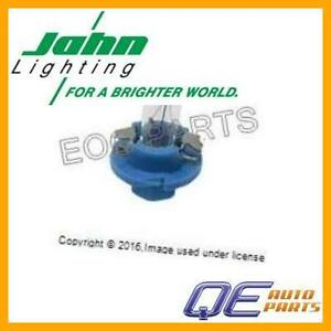 Porsche 944 Bulb With Socket Base Blue For Dashboard Instruments 12v 0 9w