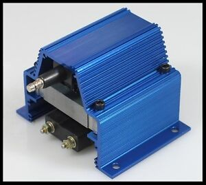12 Volt External Ignition Coil E Core Style Blue 2041 Bl Clearance Special