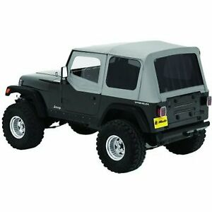 Bestop Soft Top New Jeep Wrangler 1988 1995 51123 09