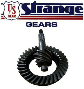 8 Ford Strange Us Gears Ring Pinion 3 55 Ratio New Rearend Axle 8 Inch