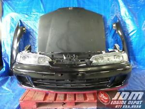 94 01 Honda Acura Integra Type r Itr Dc2 Bfront End Conversion Jdm B18c d 176