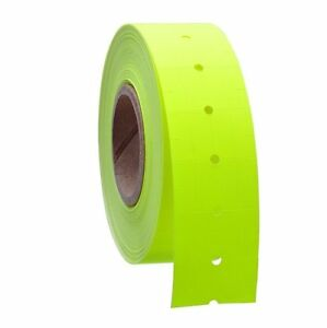 10 Rolls 5000 Tags Yellow Labels For Motex Mx 5500 L5500 Mx989 Price Gun
