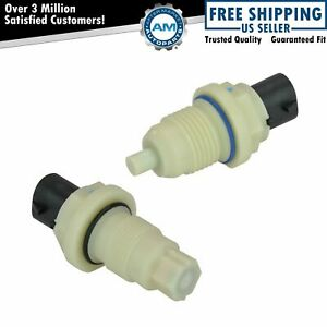 Speed Sensors Automatic Transmission Input Output Pair Set For Dodge Chrysler