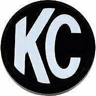 Kc Hilites 5105 Offroad Light Cover Black And White Plastic Universal