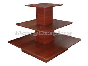 3tier Table Cherry Color Clothing Clothes Display Racks Stands 3tier48c rk