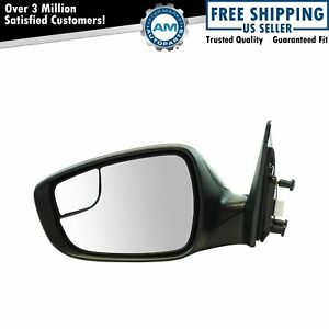 Side View Door Mirror Power Heated Paint To Match Lh For Elantra New