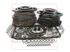 Allison 1000 2000 Duramax Transmission Raybestos Gpz Performance Kit 2006 10