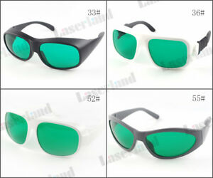Red 620 660nm Od3 800 830nm Od4 Ir Laser Protective Goggles Safety Glasses Ce