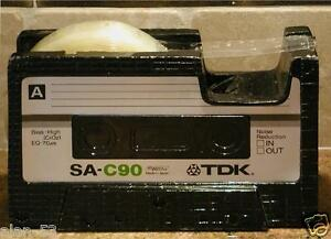 Tdk Sa c90 Scotch Tape Dispenser Extremely Rare Try To Find Another One