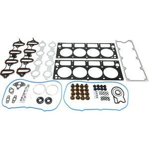 Head Gasket Set For 01 03 Chevrolet Silverado Gmc Sierra Yukon Escalade 6 0l Ohv