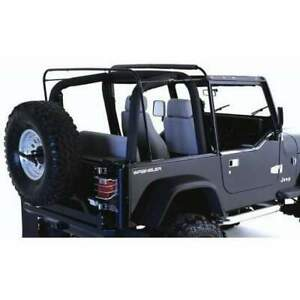 Rampage 69999 Soft Top Hardware For 87 95 Jeep Wrangler yj