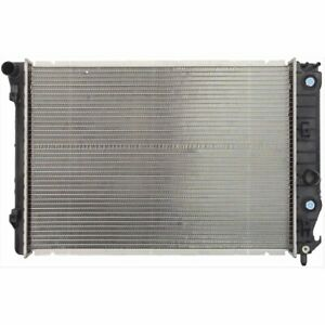 Prorad Radiator New Chevy Chevrolet Corvette 1997 2004 8011885