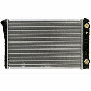 Prorad Radiator New Chevy Chevrolet Corvette 1984 1990 8010829