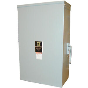 Winco 200 amp 3 phase Outdoor Manual Transfer Switch