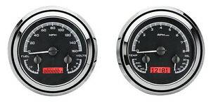 Dakota Digital 1954 Chevy Pickup 55 First Series Analog Gauge Kit Vhx 54c Pu K R
